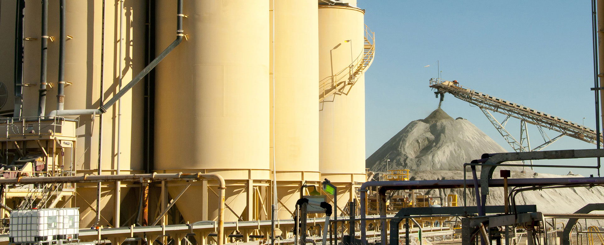 Mineral Processing Plants - Technika Engineering Ltd